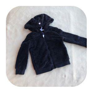 6/$15 3T Carter's hooded zip up jacket